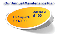 GuruAid's Annual Maintenance Plan for Single PC | Addons